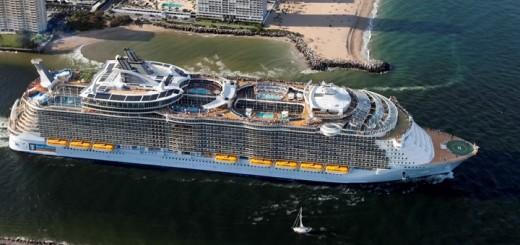Oasis of the Seas. Foto: Royal Caribbean International