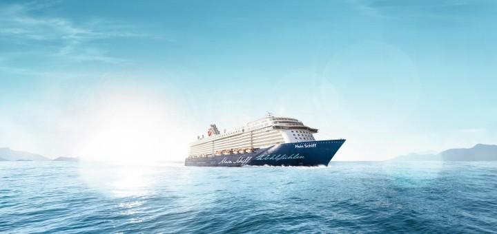 TUI Cruises Mein Schiff. Foto: TUI Cruises