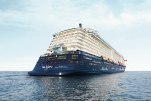 TUI Mein Schiff 3 Heck. Foto: TUI Cruises