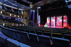 TUI Mein Schiff 3 Theater Deck 4 und 5. Foto: TUI Cruises