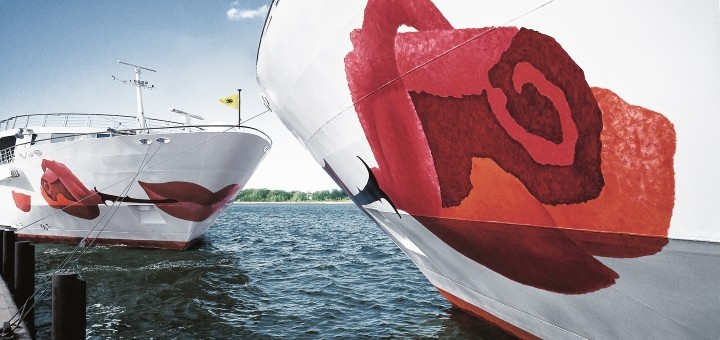 A-ROSA Flusskreuzfahrten auf der Donau