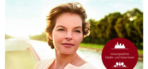 A-Rosa-Katalog 2015 mit Yvonne Catterfeld