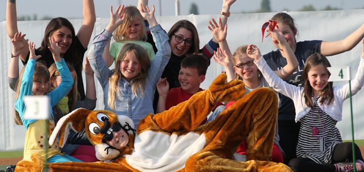 Kinder haben Spaß auf einer A-ROSA Flusskreuzfahrt. Foto: A-ROSA Flussschiff