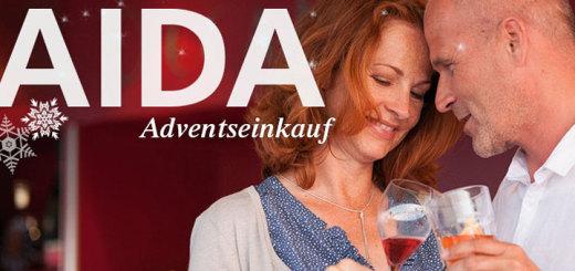 Adventseinkauf bei AIDA. Foto: AIDA Cruises