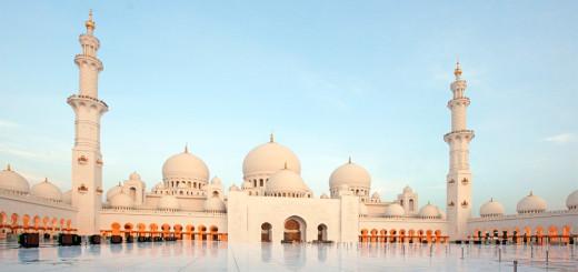 AIDA in Abu Dhabi. Foto: AIDA Cruises