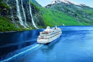 Mit AIDA Fjorde in Norwegen entdecken, AIDAvita. Foto: AIDA Cruises