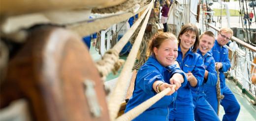 AIDA Ausbildung an Bord. Foto: AIDA Cruises