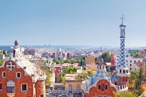 AIDA in Barcelona. Foto: AIDA Cruises
