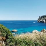 AIDA auf Mallorca. Foto: AIDA Cruises