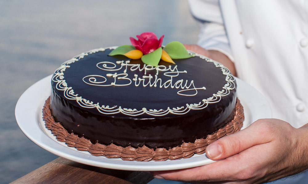 AIDA Geburtstag