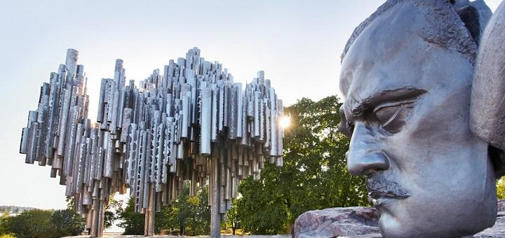 AIDA in Helsinki. Foto: AIDA Cruises