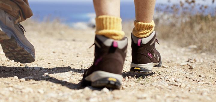 Hiking- und Wander-Touren bei einer AIDA Kreuzfahrt