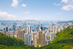 Mit AIDA nach Hong Kong. Foto: AIDA Cruises