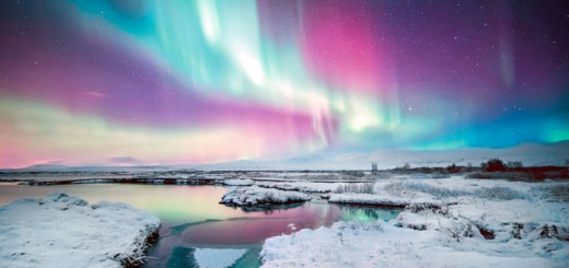 AIDA Polarlichter in Island