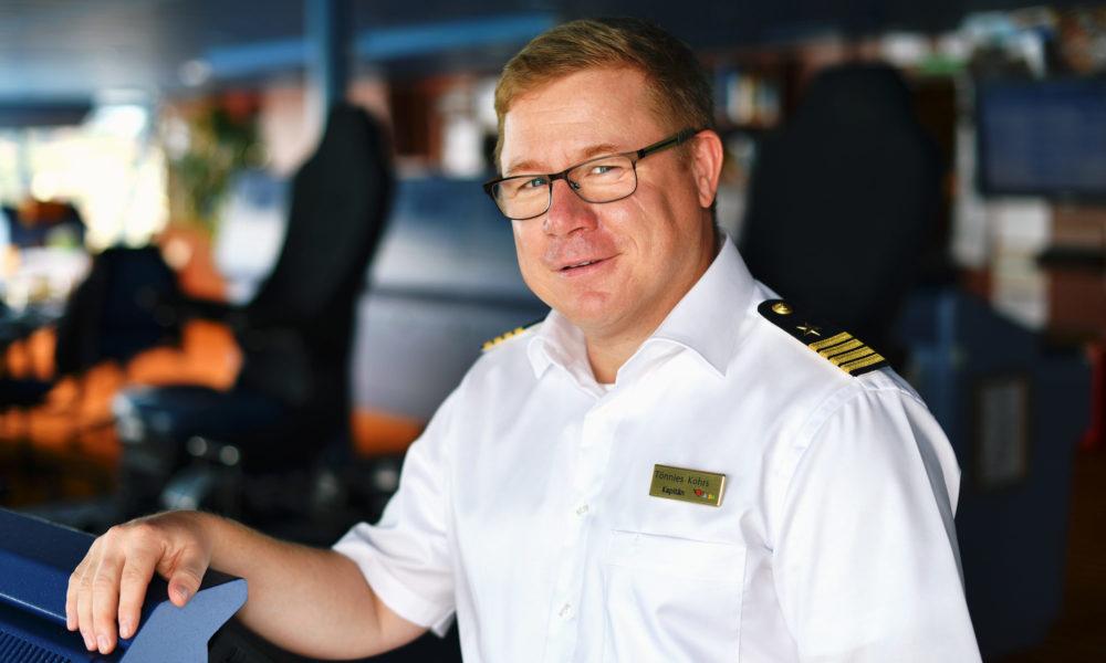 AIDA Kapitän Tönnies Kohrs