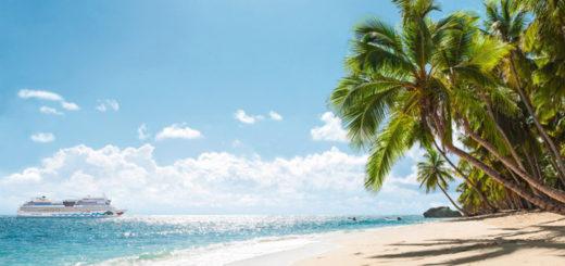 AIDA Karibik-Reisen. Foto: AIDA Cruises