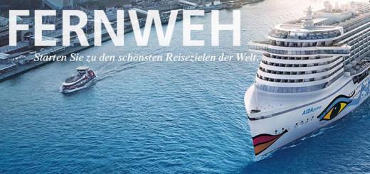 AIDA Katalog 2016/2017. Foto: AIDA Cruises