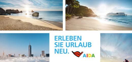 AIDA Katalog 2017/2018. Foto: AIDA Cruises