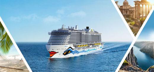 AIDA Katalog 2019/2020. Foto: AIDA Cruises