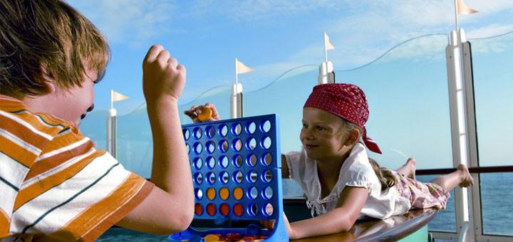 AIDA ist kinder und familienfreundlich. Foto: AIDA Cruises