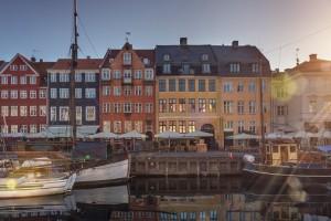 AIDA in Kopenhagen. Foto: AIDA Cruises