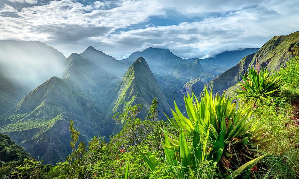 La Reunion mit AIDA erleben. Foto: AIDA Cruises