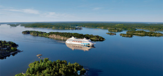 Nachhaltigkeit bei AIDA. Foto: AIDA Cruises