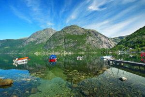 AIDA in Nordeuropa. Foto: AIDA Cruises