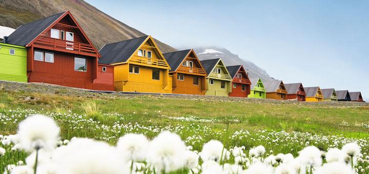 AIDA in Spitzbergen. Foto: AIDA Cruises