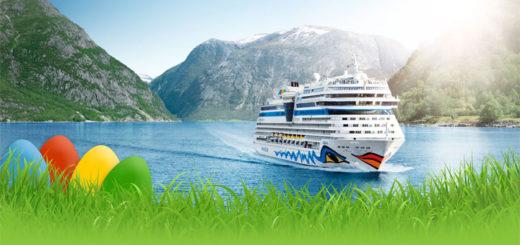 AIDA Oster Sale. Foto: AIDA Cruises