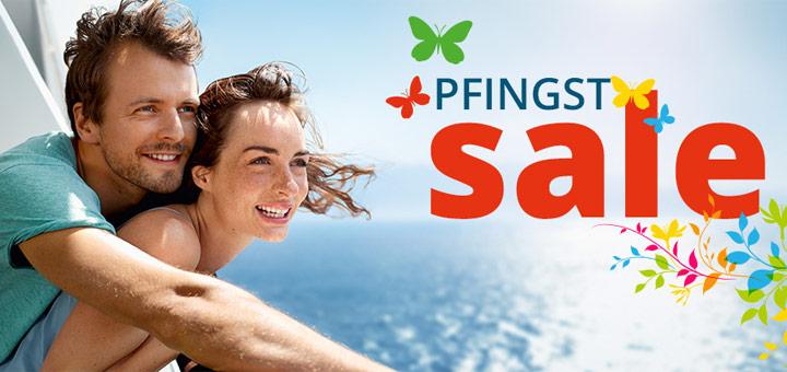 AIDA Pfingst-Sale. Foto: AIDA Cruises