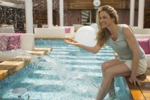 AIDA Freude am Pool. Foto: AIDA Cruises