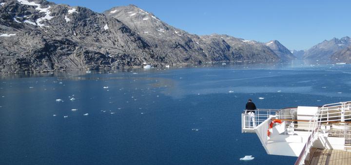 AIDA in Grönland
