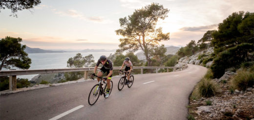 AIDA Rennradfahrer. Foto: AIDA Cruises