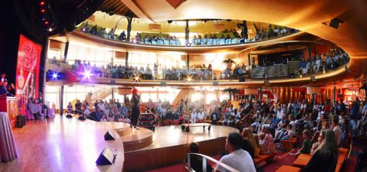 AIDA Schnupperkreuzfahrt auf AIDAblu. Foto: AIDA Cruises