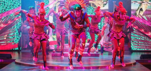 AIDA Show Nayeli. Foto: AIDA Cruises