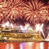 Zu Silvester mit AIDA auf Kreuzfahrt. Foto: AIDA Cruises