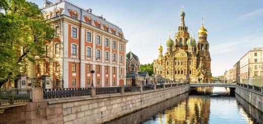 AIDA in Sankt Petersburg. Foto: AIDA Cruises