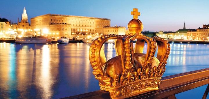 AIDA in Stockholm. Foto: AIDA Cruises