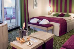 Exklusive AIDA Suite. Foto: AIDA Cruises
