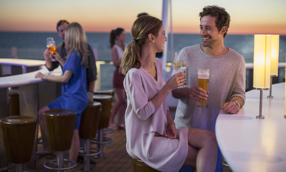 AIDA Sundowner. Foto: AIDA Cruises