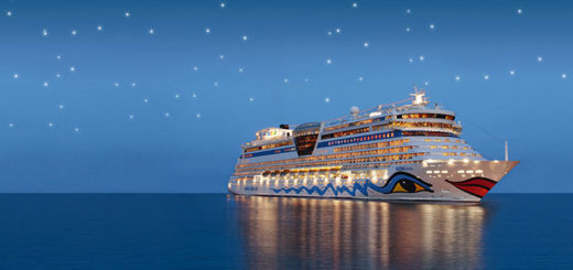 AIDA zu Weihnachten und Silvester. Foto: AIDA Cruises