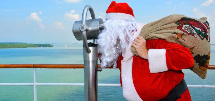 AIDA zu Weihnachten und Silvester