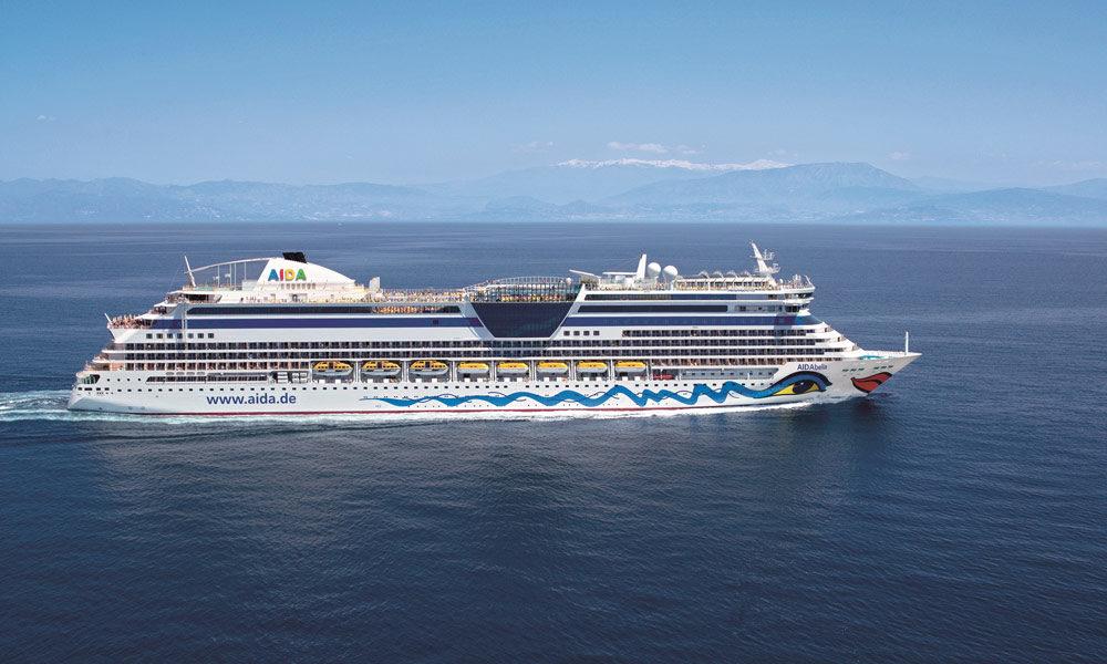 AIDAbella. Foto: AIDA Cruises