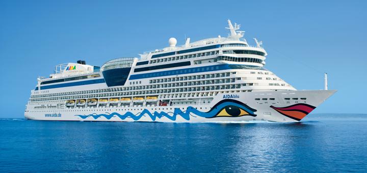 AIDAblu. Foto: AIDA Cruises