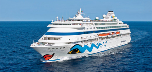 AIDAcara auf Kreuzfahrt. Foto: AIDA Cruises