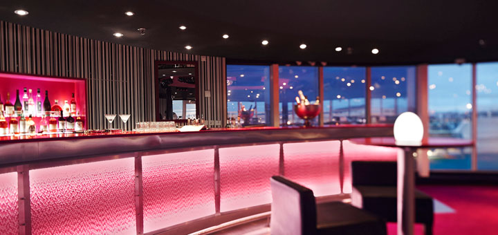 Anytime Bar auf AIDAcara. Foto: AIDA Cruises