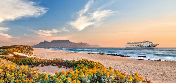 AIDA Südafrika und Namibia buchen