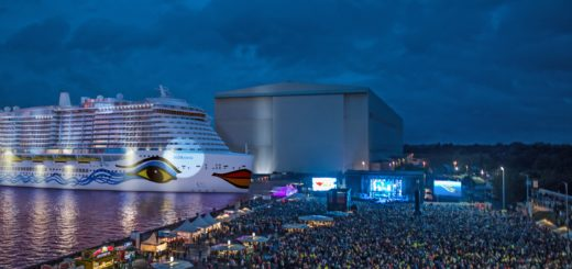 AIDA Open Air in Papenburg. Foto: AIDA Cruises
