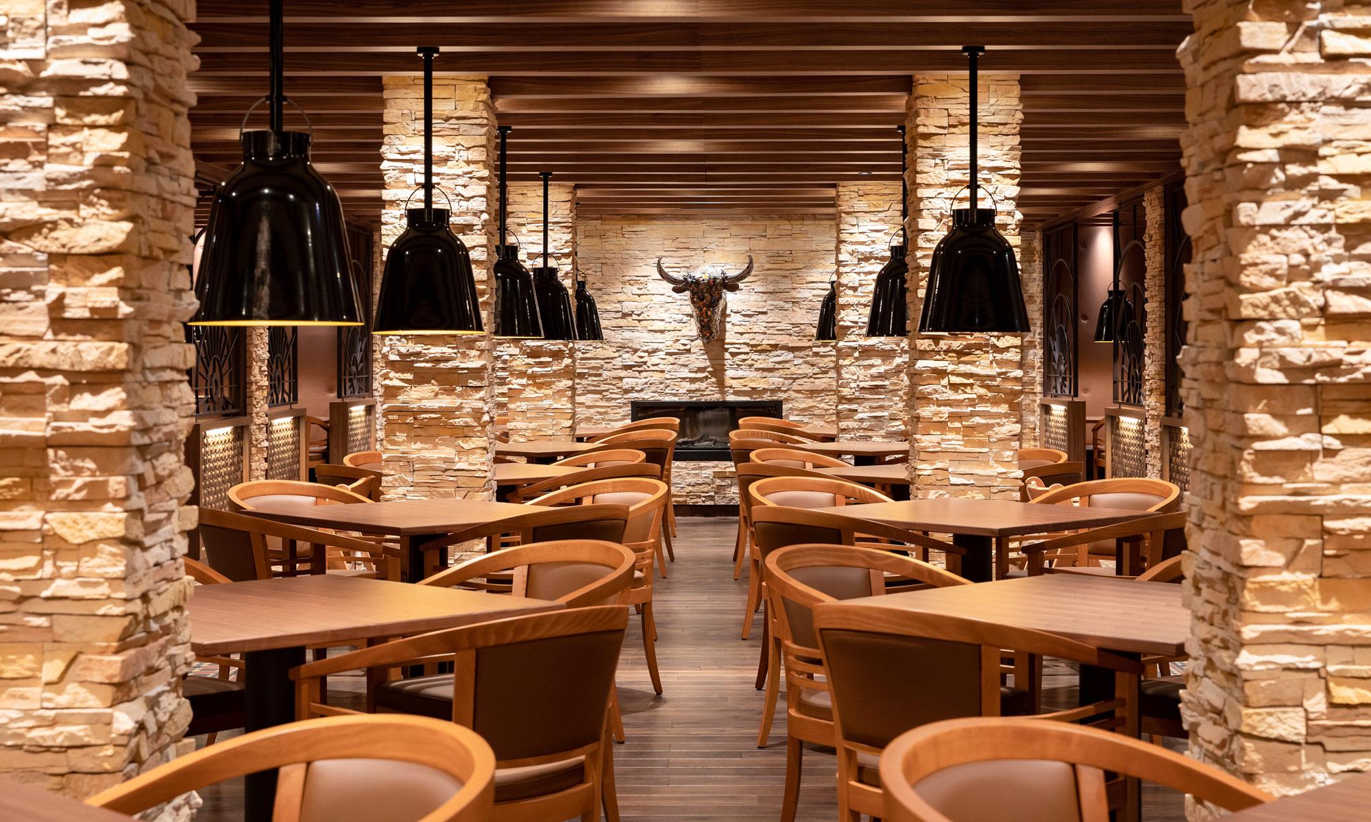 AIDAnova Churrascaria Steakhouse. Foto: AIDA Cruises